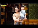 SPOTTED! Various Celebs At Tushar Kapoor's Son, Laksshya's 3rd Birthday Party