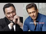 Rishi Kapoor-Salman Khan Patch-Up Not Too Far; A Happy Picture Expected Soon! | SpotboyE