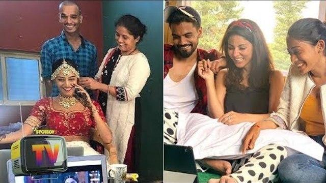 Bizarre! After Hina Khan, Erica Fernandes Gets Trolled For Watching Kalank   SpotboyE