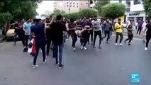 """Violences en Irak : le président Barham Saleh appelle à """"cesser l'escalade"""""""
