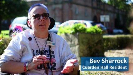 Sue Ryder - Bev Sharrock interview
