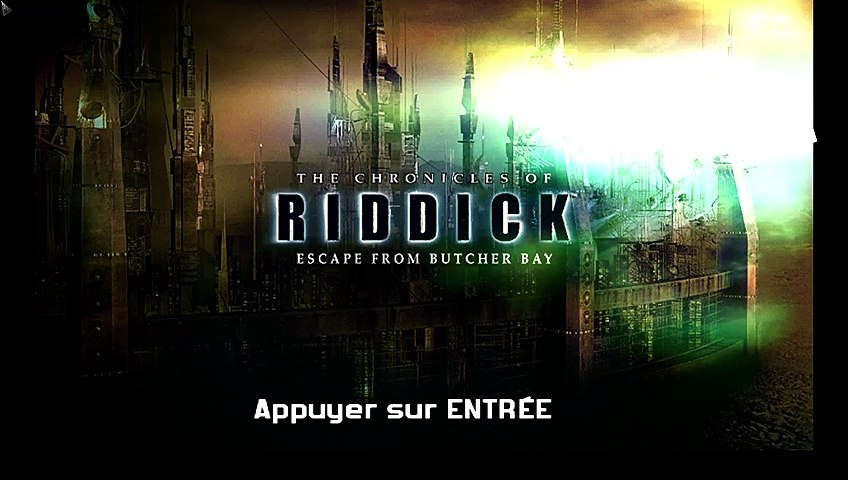 The Chronicles of Riddick Escape From Butcher Bay (08/10/2019 07:49)