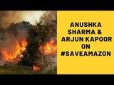 Anushka Sharma, Arjun Kapoor, Gigi Hadid, Leonardo DiCaprio Express Concern, Lobby To #SaveAmazon