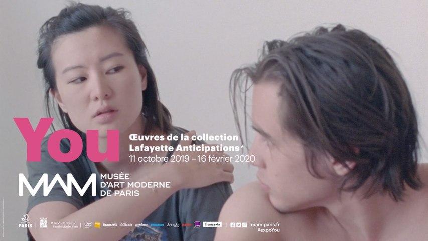 Teaser : You - Oeuvres de la collection Lafayette Anticipations | Musée d'Art Moderne de Paris