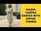 Priyanka Chopra's Mother Madhu Chopra Dances With Sophie Turner At The Jonas Brothers Concert