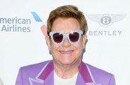 Sir Elton John's makeover for Bob Dylan