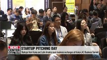 Startups from Korea and Latin America seek further business exchanges at Korea-LAC Startup Pitching Day