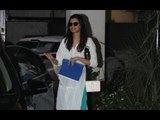 Diana Penty was Spotted exiting the office of Dinesh Vijan's Office | SpotboyE