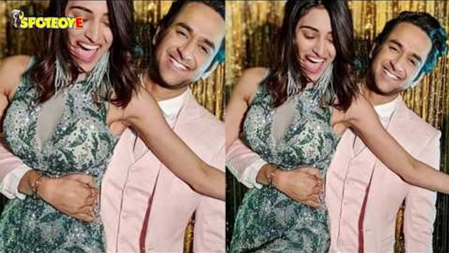 Vikas Gupta REACTS On Dating Rumours With Erica Fernandes   TV   SpotboyE