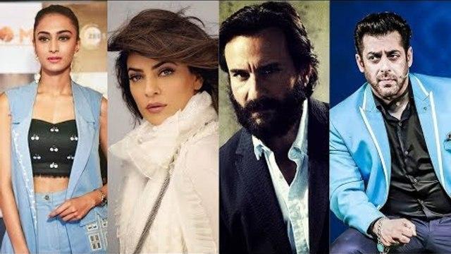 Erica Fernandes, Sushmita Sen, Saif Ali Khan, Salman Khan   Keeping Up With The Stars   SpotboyE