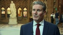 Starmer: PM is engaging in reckless blame game