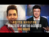 Indian Idol 11: Aditya Narayan Reacts To #MeToo Accused Anu Malik Coming Back | TV | SpotboyE