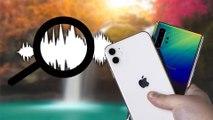 Tous les enregistrements Zoom Audio avec le Galaxy Note 10 et l'iPhone 11