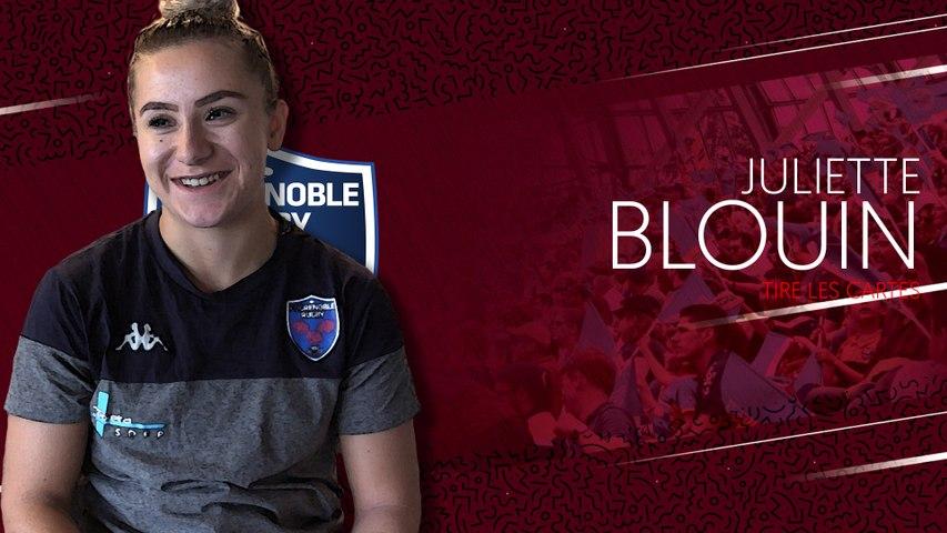Video : Video - Juliette Blouin tire les cartes