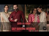 Sara Ali Khan: Mom Wanted me to Have Most Beautiful Lehenga For Saif Ali Khan-Kareena Kapoor Wedding