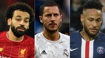 Confira quais clubes lideram as principais competições europeias