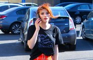 Bella Thorne in polyamorous romance