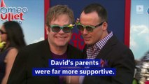 Sir Elton John's Mother Tried to Stop Civil Partnership