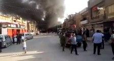 Kamışlı'da patlama: Çok sayıda ölü ve yaralı var