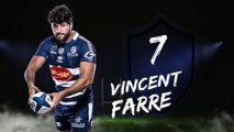 J7TOP14 : Le XV agenais face au Racing 92