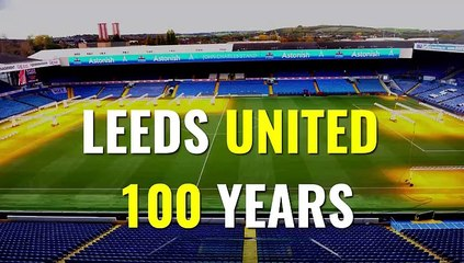 Leeds United Centenary narrated