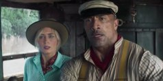 Jungle Cruise - Official Trailer - Dwayne Johnson, Emily Blunt vost