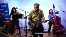 VIDÉO - Sanseverino et Tangomotàn en live sur Europe 1