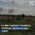 Le 68e régiment d'artillerie d'Afrique vers Lyon, qu'est-ce-que c'est?