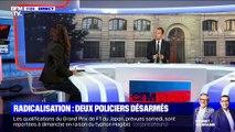 Attaque à la préfecture: deux policiers soupçonnés de radicalisation désarmés (1/2) - 11/10