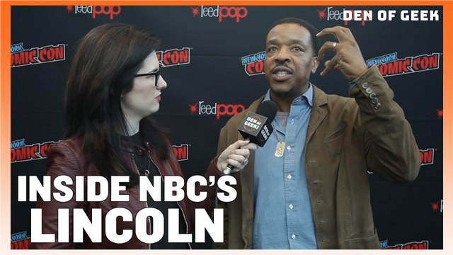 NYCC (2019) - NBC's Lincoln Cast Interview