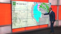 Excessive snowfall buries part of North Central states