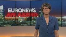 Euronews am Abend   Die Nachrichten vom 08.10.2019