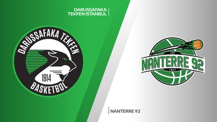 7Days EuroCup Highlights Regular Season, Round 2: Darussafaka 72-65 Nanterre