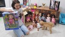 Emekleyen Baby Alive Bebek Bezine Çiş Yapmış Oyuncak Bebeği Baby Alive Bidünya Oyuncak