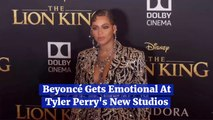Beyonce Is Really Proud Of Tyler Perry