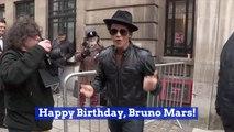 Bruno Mars Turns 34