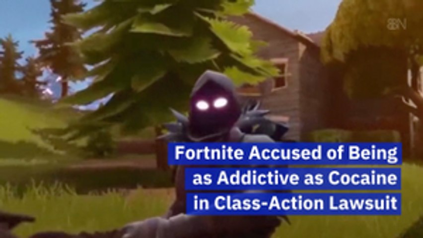 A New Fortnite Class Action Lawsuit
