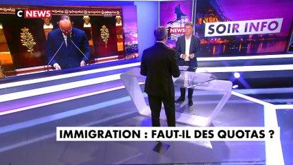 Fabien Roussel - CNews mardi 8 octobre 2019