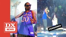 University Of Kansas Issues Apology Following Stripper-Themed Snoop Dogg Performance