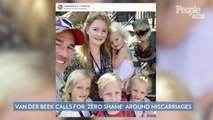 James Van Der Beek Opens Up About Expecting 6th Child After Heartbreaking Miscarriages