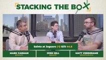 Place Your Bets: Saints at Jaguars