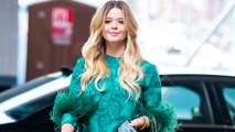 Sasha Pieterse Makes Her Own Cocktail That Looks 'Creepy' in Blood Bags for Halloween Parties