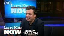 Jimmy Fallon and Dennis Miller reunite to share memories of their time on 'SNL'