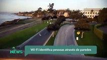 Wi-Fi identifica pessoas através de paredes