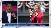 Elizabeth Warren Takes 2020 Lead