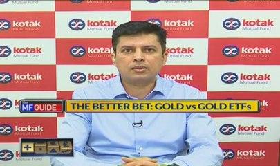 The Better Bet: Gold Bonds Vs Gold ETFs