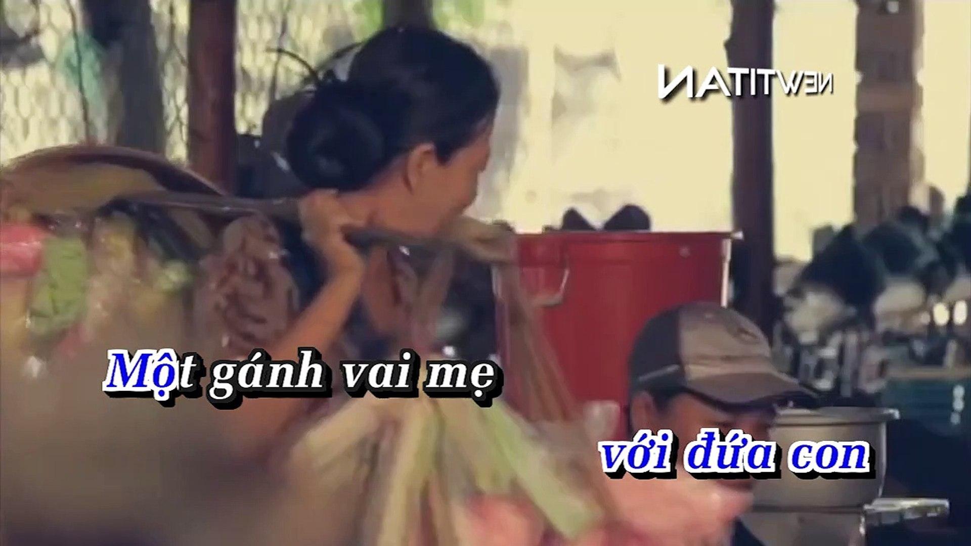 [Karaoke] Con Nợ Mẹ - Trịnh Đình Quang [Beat]
