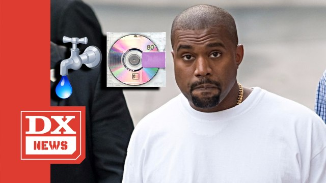 """Kanye West Suffers Another """"Leak"""" As Possible """"Yandhi"""" Album Appears On Spotify & TIDAL"""