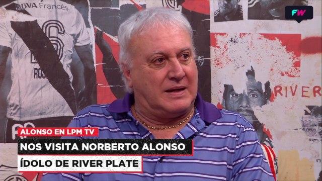 Entrevista al Beto Alonso – 1ra parte