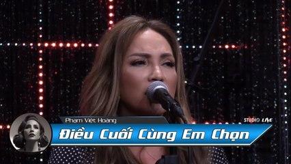Điều Cuối Cùng Em Chọn [LIVE] Thanh Hà - Live Laugh Love 4